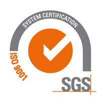 SGS-System-Certification-ISO-9001-Logo