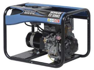 DIESEL 4000 E XL C5
