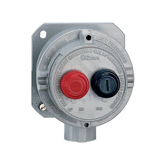 D serija Aluminijumski kontrolni uređaji