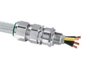 E1FX Kablovske uvodnice od niklovanog mesinga
