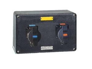 MRE Serija 16 i 32 Amp višestruki utikači i priključnice